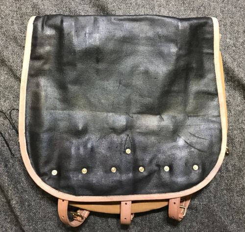 M1872 Infantry Valise in Tan Canvas WITHOUT US MARKNGReproductions - 156384