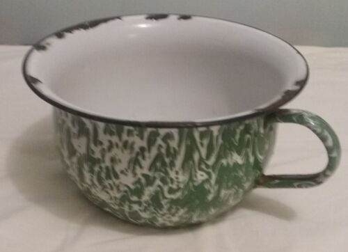 Paragon Ware chamber pot imported from Germany
