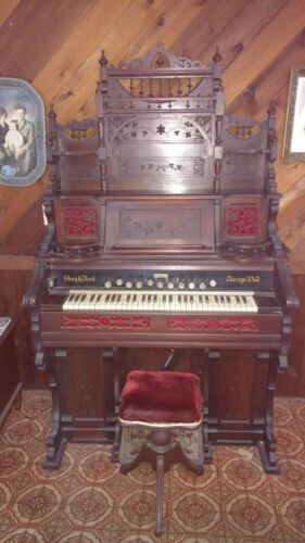 Story &Clark Antique Pump Organ- Works!! $500 OBO