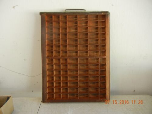 #1 Ludlow printer type drawers (Free shipping)