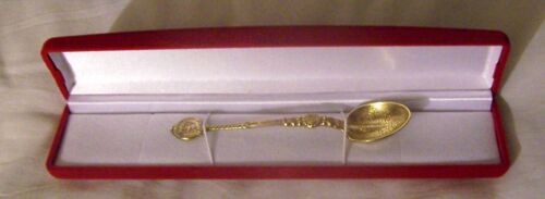 Royal Coronation King George Sterling Silver Spoon Windsor UK Britain Empire HRH