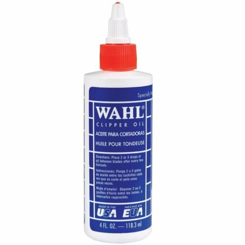 Wahl CLIPPER TRIMMER OIL 4oz
