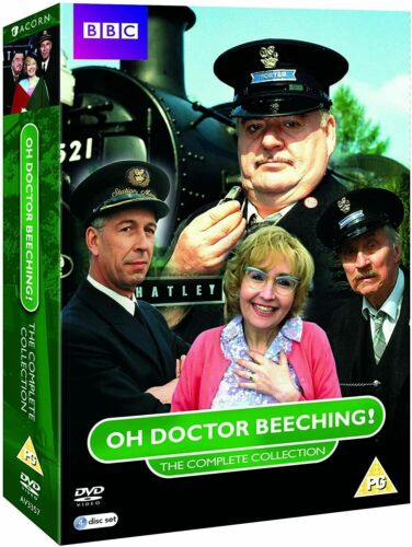 Oh Doctor Beeching The Complete Season Series Collection New DVD