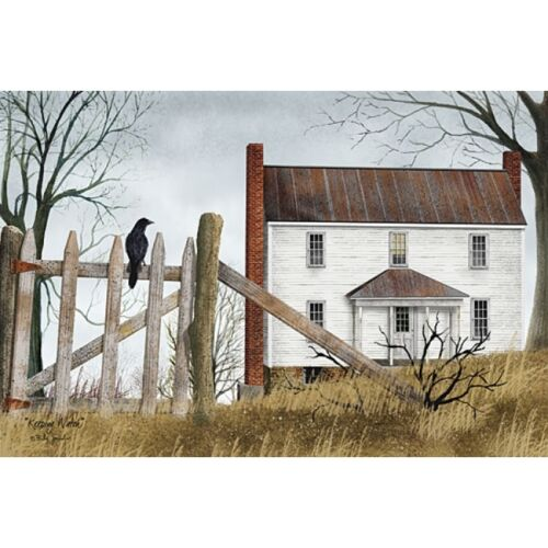 Billy Jacobs Keeping Watch Farm Country Art Print 18 x 12