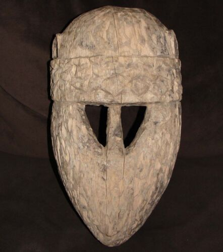 Africa Dogon Lion Baboon Monkey Mask Dege Mali Old Ancient Rare African Antique