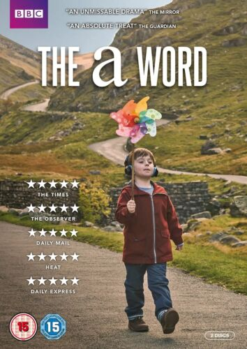 The A Word Season 1 BBC Series One New DVD IN STOCK NOW