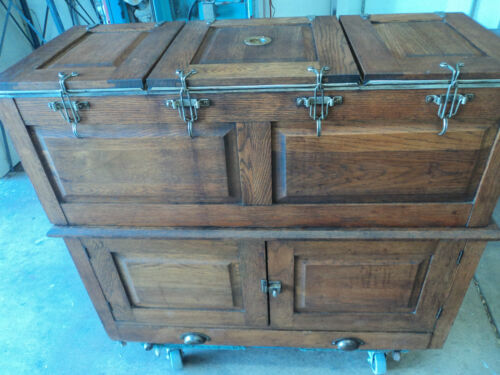 ANTIQUE. THE IDEAL FIRELESS COOK STOVE