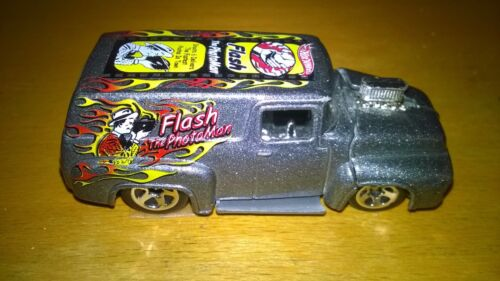 Voiture Hot Wheels FLASH THE PHOTOMAN 56 Ford Truck 1999