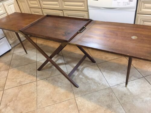 """Rare Antique Victorian Large Extending Dining Table, 89"""" x 21"""" x 27"""" High (Max.)"""
