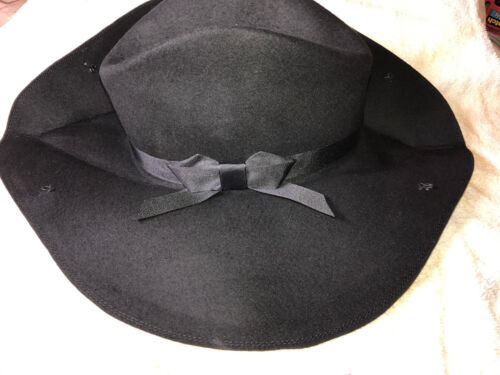 M1872 Wool Felt Campaign Hat Indian Wars Cavalry Infantry Custer Size 7 3/4Reproductions - 156384