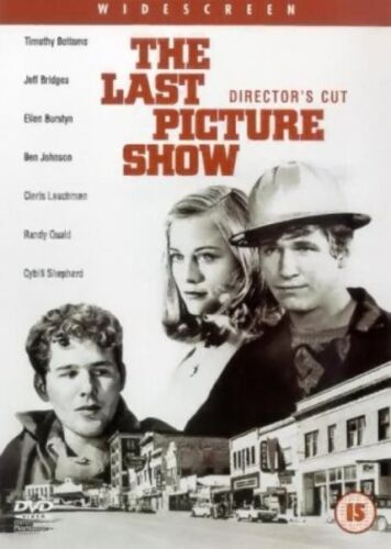 The Last Picture Show (Jeff Bridges Cybill Shepherd) R4 DVD New