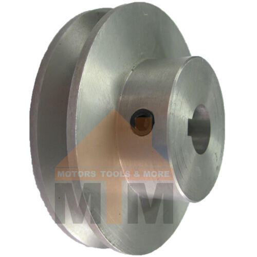 Single-groove Pulley 50mm shaft size 19mm
