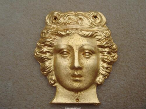 ORMOLU FRENCH NEOCLASSICAL FURNITURE ART FACE