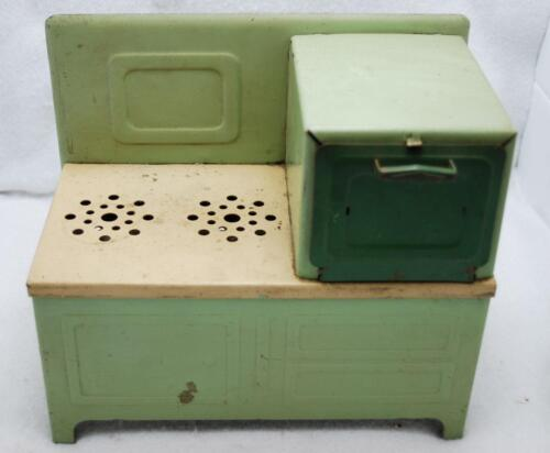 "8.5"" VINTAGE CHILDRENS ELECTRIC STOVE RANGE"