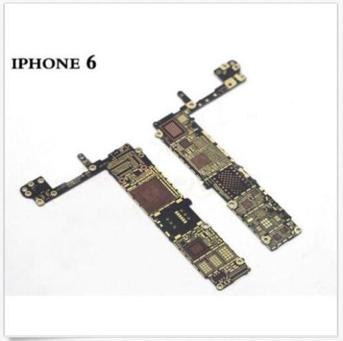 New Bare Main Logic Board Motherboard PCB for iPhone 6/6P/6S/6SP/7/7P/8/8P