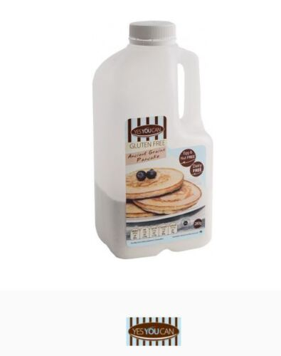 6 x 280g YESYOUCAN Yes You Can Ancient Grains Pancake Mix ( 1.68kg ) GLUTEN FREE