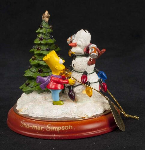 The Simpsons Holiday Christmas Hanging Ornament Homer In Chimney Mint Fifasteluce Com