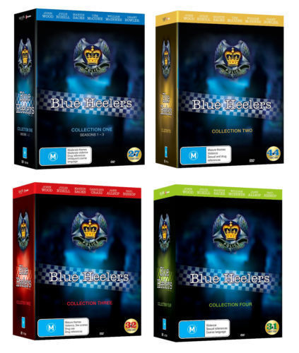 Blue Heelers Complete Series Collection (Season 1-13) DVD Boxsets New/Sealed