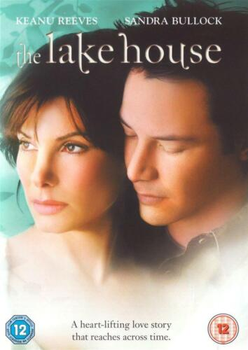 The Lake House (DVD, 2006) As New Keanu Reeves, Sandra Bullock
