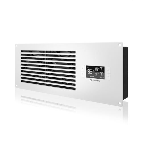 """AIRFRAME T7, Cooling Fan System 17"""" Exhaust, for AV Equipment Rooms & Closets"""
