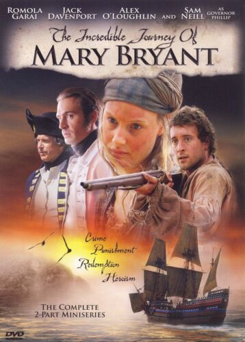The Incredible Journey of Mary Bryant (Sam Neill) New DVD Region 4