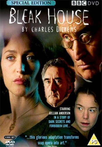 Bleak House Special Edition BBC TV Series 3xDVD R4