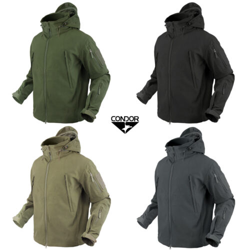Condor 602 Tactical Summit SoftShell Jacket Cold Weather YKK Zipper NWOT <br/> A new, unused item with absolutely no signs of wear