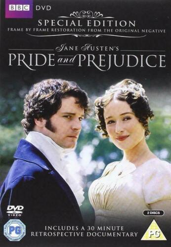 Pride and Prejudice Special Edition (1995 Colin Firth) Region 4 DVD New