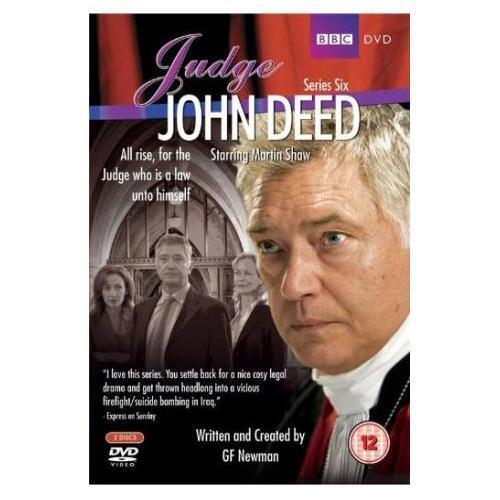 Judge John Deed Season 6 TV Series New 2xDVDs R4