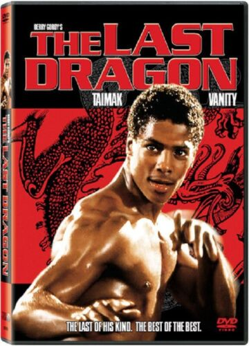The Last Dragon (Taimak) Region 4 New DVD
