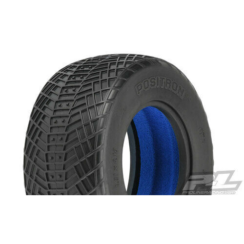 POSITRON SC 2.2-3.0 MC CLAY TYRES WITH CLOSED CELL INSERTS - PR10137-17
