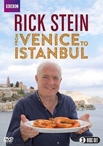 Rick Stein From Venice to Istanbul Region 4 DVD New (3 Discs)