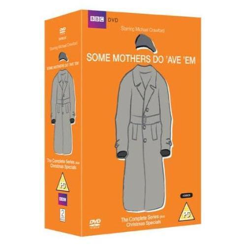 Some Mothers Do 'Ave 'Em Season 1+2+3+Specials TV Series R4 have them