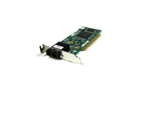 ALLIED TELESIS AT-2701FX/SC-001 PCI 32-bit ETHERNET FIBER NETWORK INTERFACE CARD