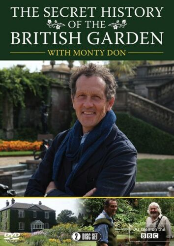 Monty Don The Secret History of the British Garden New Region 4 DVD