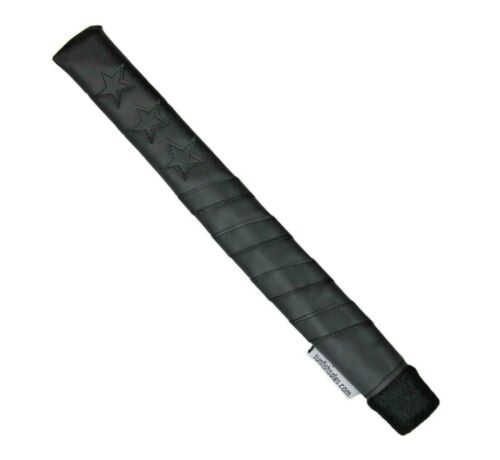 Sunfish leather alignment stick cover USA American Flag Murdered Out Black !