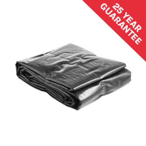 Pond Liner Deluxe for Garden Ponds, with 25yr Guarantee <br/> Free Delivery, sizes from 2.5x2.5m - 30x40m