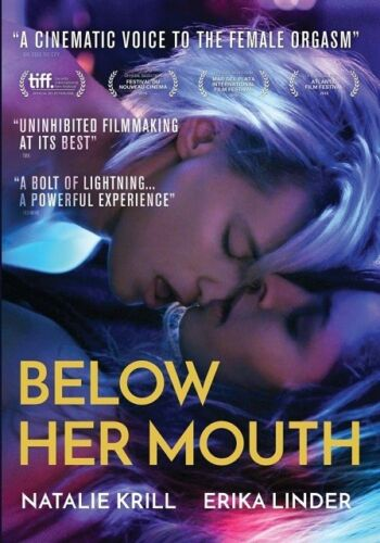 Below Her Mouth (Lesbian Theme) Region 4 DVD New