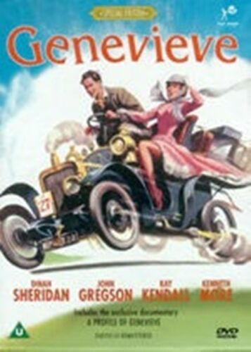 Genevieve (Special Edition) New DVD Region 2 KENNETH MORE