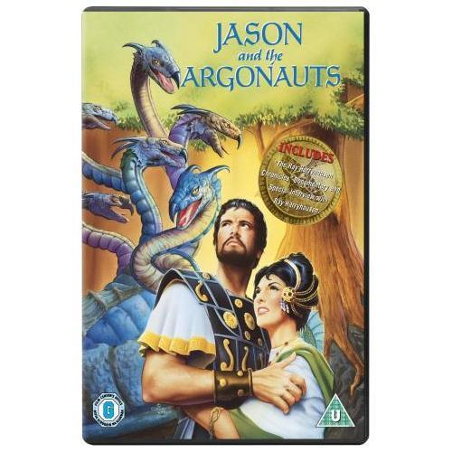 Jason And The Argonauts (Todd Armstrong, Troughton) DVD Region 4 For Australia