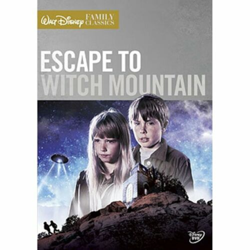 Escape To Witch Mountain (Disney 1975) Region 4 New DVD