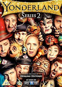 Yonderland Series 2 Season Two Second New DVD Region 4