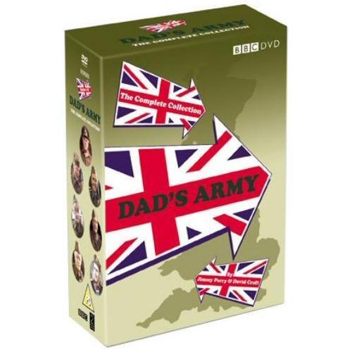 Dad's Army Complete Collection Series 1+2+3+4+5+6+7+8+9+Specials R4 14xDVD Dads