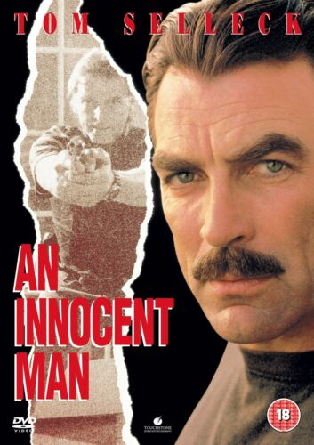 An Innocent Man (Tom Selleck) New DVD R4