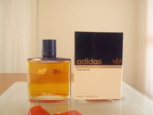 VINTAGE ADIDAS CLASSIC AFTER SHAVE 100 ml. NEW. PREBARCODE.
