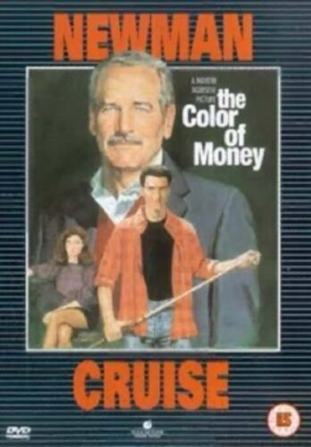 The Color of Money (Paul Newman, Tom Cruise) New DVD R4 Colour