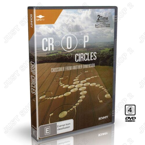 Crop Circles Crossover From Another Dimension : UFO TV Documentary DVD