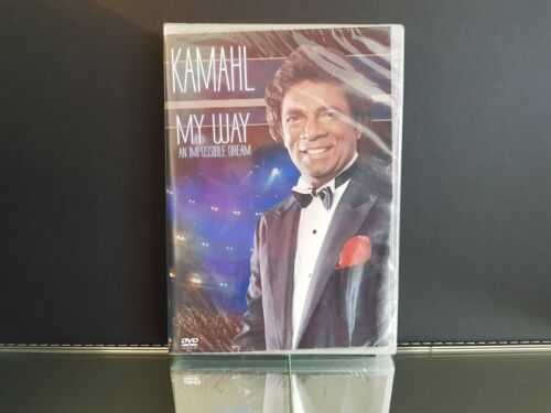 Kamahl My Way An Impossible Dream - DVD Video NEW/Sealed
