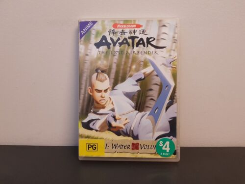 """Avatar: The Last Airbender - Book 1: """"Water"""" Vol. 3 - Anime DVD"""