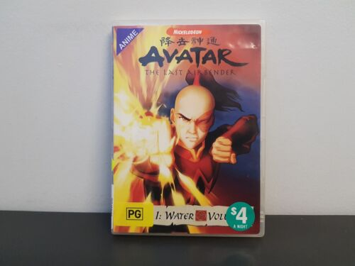 """Avatar: The Last Airbender - Book 1: """"Water"""" Vol. 4 - Anime DVD"""